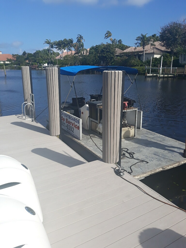 dockside service palm beach